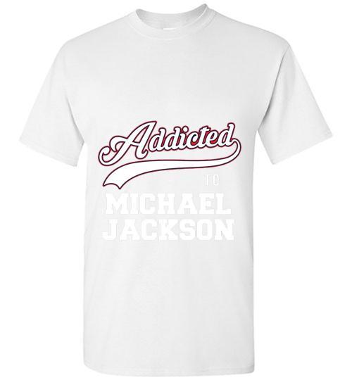 Addicted To Michael Jackson Unisex Classic Shirt