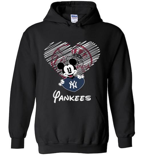 Official New York Yankees Mickey Hoodie