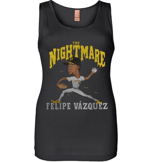 The nightmare Felipe V zquez Women Jersey Tank